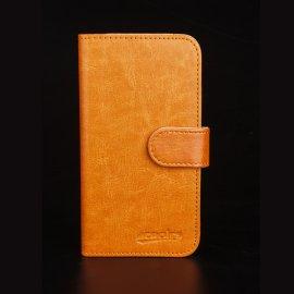 Pouzdro pro HOMTOM HT10, flip, stojánek, peněženka, PU kůže