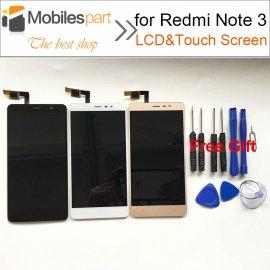 LCD obrazovka pro Xiaomi Redmi Note 3/Prime 5.5inch + dotyková vrstva digitizer + nástroje