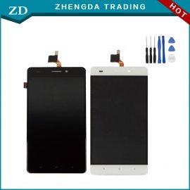 LCD obrazovka pro Oukitel U2 + dotyková vrstva digitizer + nástroje, Original