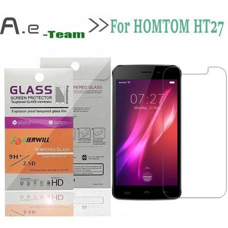 Tvrzené sklo pro HOMTOM HT27, Tempered glass 9H, Anti explosion