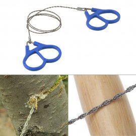 Wire saw, 69cm, survival outdoor camping