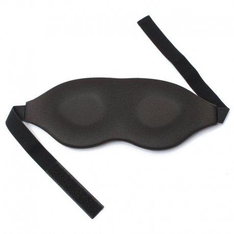Spací maska na oči, 3D paměťová pěna, relax outdoor camping