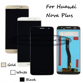 LCD obrazovka pro Huawei Nova Plus TD-LTE MLA-L11 MLA-L02 MLA-L12 + dotyková vrstva digitizer + nástroje