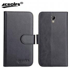 Puzdro pre Oukitel K6000 Plus, flip, peňaženka, PU kože