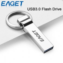 Flash Disk EAGET U90 16GB 32GB 64GB USB3.0 metal, flashdisk