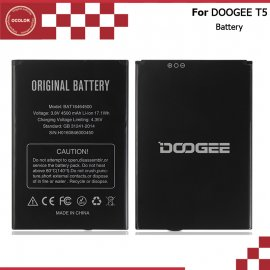 Battery for DOOGEE T5 DOOGEE T5 Lite 4500mAh, Original
