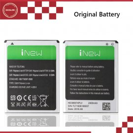 Battery for iNew V8 HD386074PLV 2400mAh, original