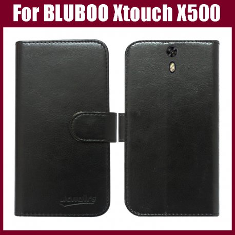 Pouzdro pro BLUBOO Xtouch X500, flip, magnet, peněženka, PU kůže