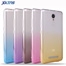 Case for Xiaomi Redmi Note 3 SE 152mm Special Edition Global CZ LTE, silicone TPU