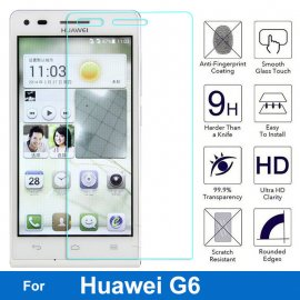 Tvrzené sklo pro Huawei Ascend G6 G6-C00 G6-U00 G6-T00 G6-L11, Tempered glass 9H, Anti explosion