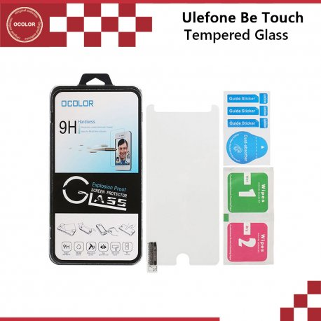 Tvrzené sklo pro Ulefone Be Touch 3 Ulefone Be Touch 2, Tempered glass 9H, Anti explosion