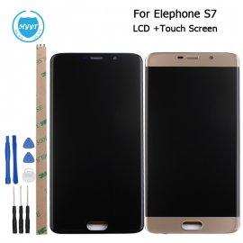 LCD obrazovka pro Elephone S7 + dotyková vrstva digitizer + nástroje
