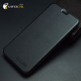 Case for Oukitel U20 Plus, flip, stand, magnet, PU leather