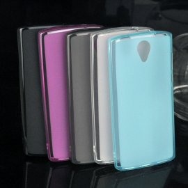 Case for HOMTOM HT7 HOMTOM HT7 PRO, TPU silicone