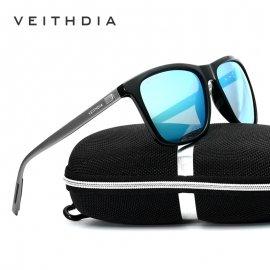 Sluneční brýle VEITHDIA 6108, polarizované, Aluminum+TR90, UV400