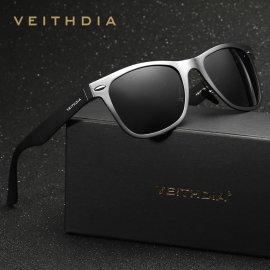 Sluneční brýle VEITHDIA VT2140, polarizované, Aluminum