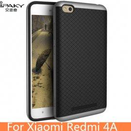 Pouzdro pro Xiaomi Redmi 4A, Silicone PC Hybrid s rámečkem, iPaky