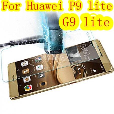 Tvrzené sklo pro Huawei p9 lite G9 Lite VNS-L21 VNS-L31 VNS-L53FOR huawei VNS L21 L31, Tempered glass 9H, Anti explosion