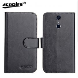 Case for Cubot X18, flip, stand, wallet, PU leather