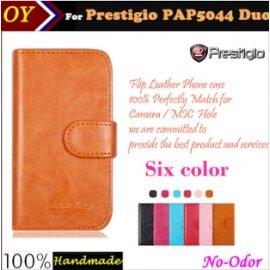 Pouzdro pro Prestigio MultiPhone PAP5044 Duo, flip, stojánek, magnet, PU kůže