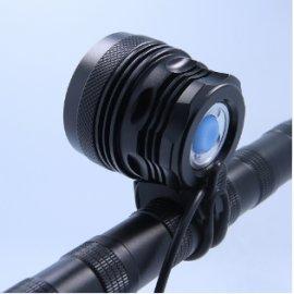 Světlo na kolo 20000Lm, 12 x XML T6 LED, vodotěsné, baterie 18650, nabíječka