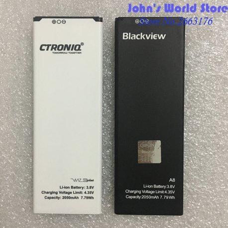Baterie pro Blackview A8, 2050mAh