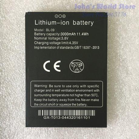 Baterie pro THL T9 Pro BL-09 BL09, 3000mAh