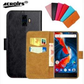 Puzdro pre Ulefone Mix, flip, stojan, peňaženka, PU koža