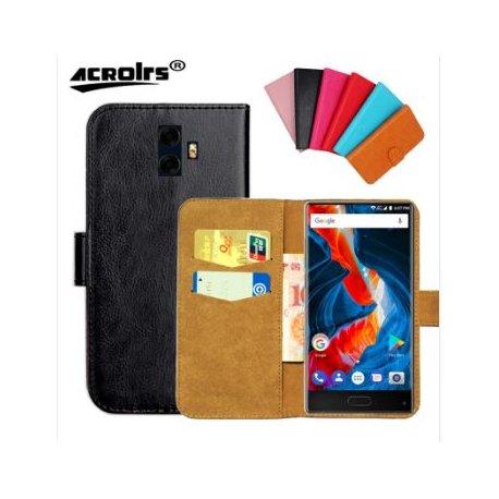 Pouzdro pro Ulefone Mix, flip, peněženka, PU kůže