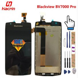 LCD obrazovka pro Blackview BV7000 Pro + dotyková vrstva digitizer + nástroje