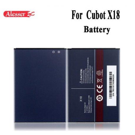 Baterie pro Cubot X18, 3200mAh, Original