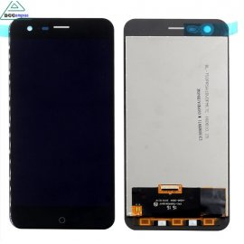 LCD screen for Ulefone Paris LCD + touch layer digitizer + frame