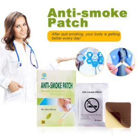 100% natural smoking patches KONGDY, 30 pcs
