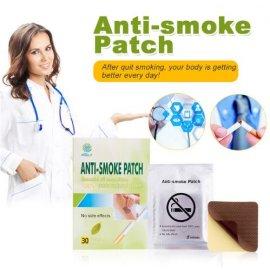 100% prírodný náplasti proti fajčeniu KONGDY, 30 ks