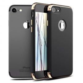 Pouzdro pro Apple iPhone 6 6S 7 Plus 5 5S SE, Luxusní, ultratenké, tvrdý plast