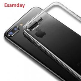 Pouzdro pro iPhone 5 5s SE 6 6s 6Plus 6sPlus iPhone 7 7Plus 8 8Plus X , silikon TPU