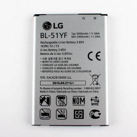 Baterie pro LG G4 H815 H818 H819 VS999 F500 F500S F500K F500 V32 / BL 51YF BL51YF, 4500mAh