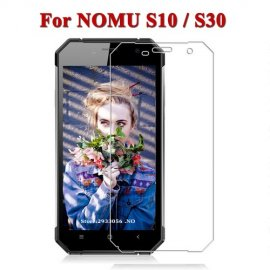 Tempered glass for NOMU S10 NOMU S30, display protection, Anti-Explosion Tempered Glass 9H (2pcs)