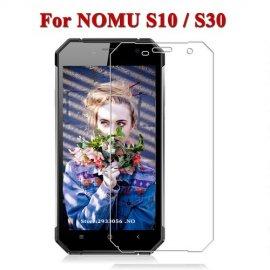 Tvrzené sklo pro NOMU S10 NOMU S30, ochrana displeje, Anti-Explosion Tempered Glass 9H (2ks)