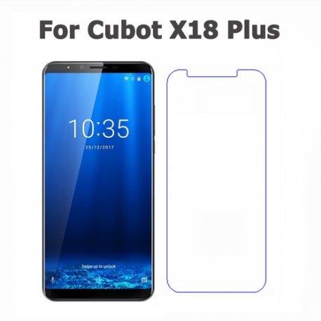 Tvrzené sklo pro Cubot X18 PLUS, Tempered glass 9H, Anti explosion