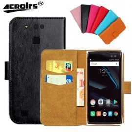 Case for Doogee S50, flip, magnet, wallet, PU leather