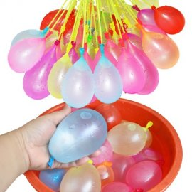 Magické vodní balonky 111ks