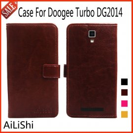 DOOGEE TURBO DG2014 case, flip, stand, PU leather