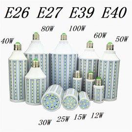 LED Bulb E27, 5730 SMD Corn Bulb 220V 12W 15W 25W 30W 40W 50W 60W 80W 100W