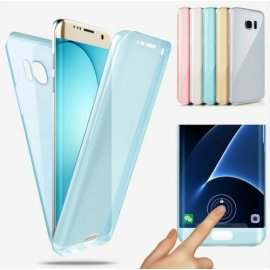 Case for Huawei P20 Lite PRO P10 P8 P9 Lite 2017 Mini, double sided, TPU silicone