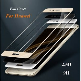 Tvrdené sklo pre Huawei P8 P9 P20 P10 Lite 2017 Mate 10 Lite Nova Honor 9 8 Lite 6X 6A 7X, Tempered glass 9H, Anti explosion