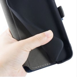 Pouzdro pro Ulefone Power 3 Ulefone Power 3S, flip, peněženka, stojánek, PU kůže