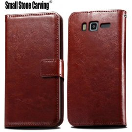 Case for Lenovo A916, flip, stand, wallet, PU leather