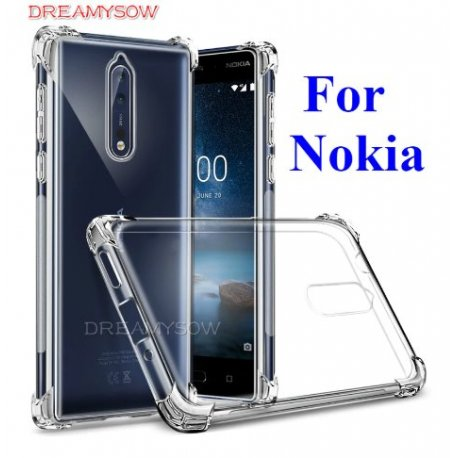 Pouzdro pro Nokia 5.1 3.1 6 2.18 X6 3 5 6 9, silikon