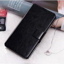 Puzdro pre ULEFONE POWER Power 3 3S Ulefone S7 S8 Pre Metal, flip, peňaženka, PU kože